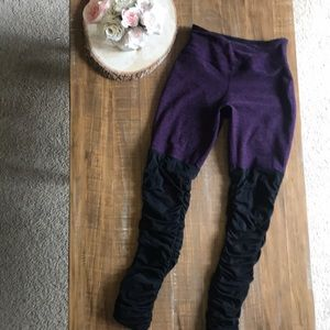 Beyond Yoga Space Dye Tights